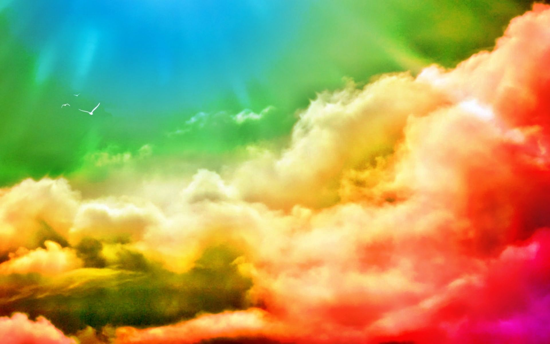 Colored Clouds The Chakras & Chakra Balancing Meditation - Deidre Madsen