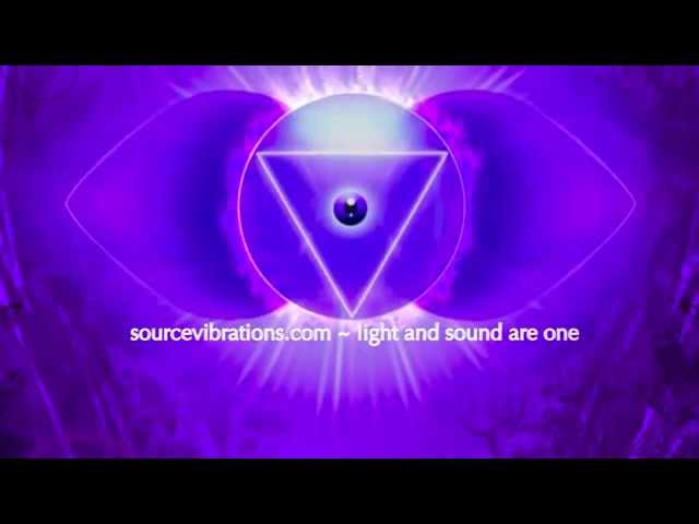 432 Hz Ajna - Sound Asanas Album - Pineal 6th Chakra