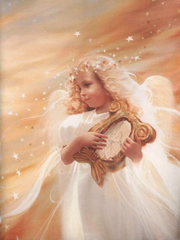 AngelHarp Imagery for Healing Dis-Ease - TGI Imagery - Deidre Madsen