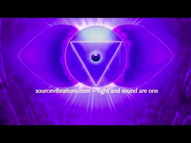 432 Hz Ajna - Sound Asanas Album - Pineal 6th Chakra